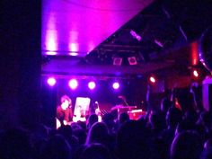 The Fratellis - 9th December 2013, Munich