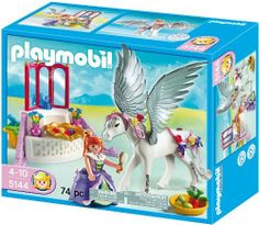 Action toy figures playsets on pinterest playmobil for Playmobil pferde set