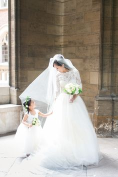 Vera Wang Bride | On SMP: http://www.stylemepretty.com/2013/11/26/paris-destination-wedding-from-clary-pfeiffer/  Photography: Clary Pfeiffer