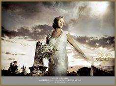 Mackay Cemetery ~ Photo by Iconic Bride Photography