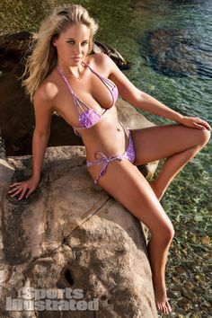 Genevieve Morton for Sports Illustrated Swimsuit 2013