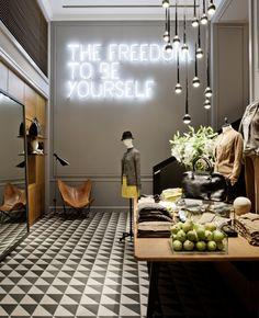 Impressions from our flagship store munich theatinerstraße #followyournature #munich