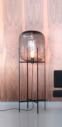 Floor Light, for your living room- Page 8 out of 25 Verre Design, Luminaire Design, Interior Architecture, Flooring, Living Room, Lighting, Christ, Interiors, Furniture