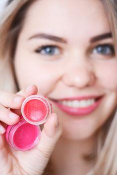 Razendsnel voedende getinte lippenbalsem maken | The Life Factory