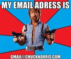 Einfach nur Chuck Norris - Fun Bild | Webfail - Fail Bilder und Fail Videos