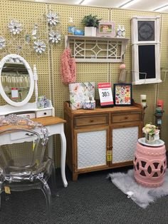 Hobby Lobby Furniture, Apartment Living, Designers, Display, Makeup, Table, Room, Inspiration, Home Decor