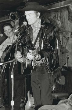 Stompin' Tom Connors (1936 - 2013)