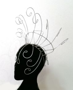 Headdress frame