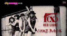 f(x) - All Night [Comeback Stage] in MBC (Korean broadcasting company) | comunicy.com