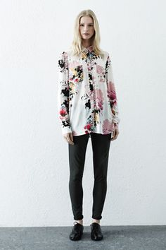 Check out this Garden Floral Shirt from Warehouse.