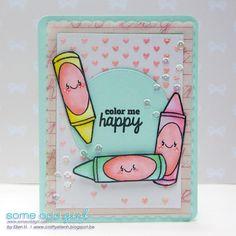 More s-t-r-e-t-c-h for your stamps! - Some Odd Girl Blog