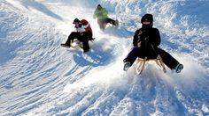Winterspaß auf breiten Kufen | Zehn tolle Rodelstrecken  -  Urlaub in Europa -  Bild.de