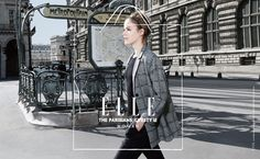 ELLE The Parisian's lifestyle - Bloc 1