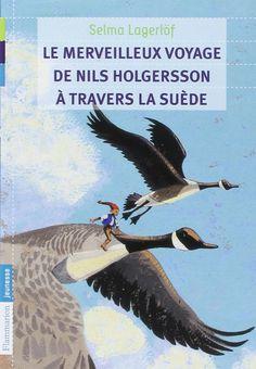 Le merveilleux voyage de Nils Holgersson à travers la Suède : c'est un merveilleux conte, universel, que tout honnête homme doit avoir dans sa bibliothèque