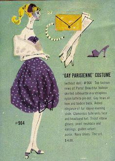 Barbie - Gay Parisienne #964
