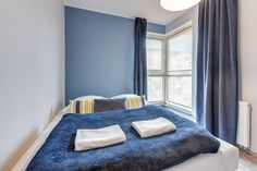 Apartamenty wynajem Gdańsk #apartamentygdansk #apartamentwynajemgdansk Curtains, Bed, Furniture, Home Decor, Blinds, Decoration Home, Stream Bed, Room Decor, Home Furnishings