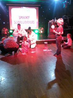 @Parkdean @pdtroupers spooky Halloween experiments at Nairn Lochloy!