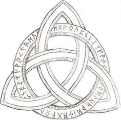 Triquetra Meaning | Old Ivy and Hollow Trees