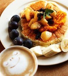 洋ナシキャラメリゼのパンケーキ by vivianさん | レシピブログ - 料理 ...