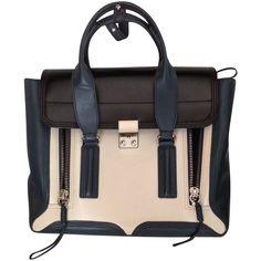 Pre-owned Pocket Pashli (€560) ❤ liked on Polyvore featuring bags, handbags, black, purse bag, 3.1 phillip lim handbags, shoulder hand bags, pre owned purses and purse shoulder bag