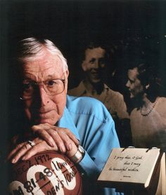 John Wooden of UCLA