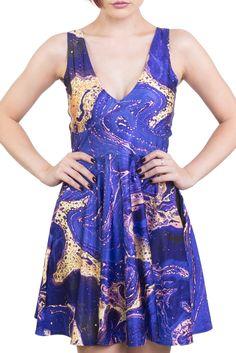 Hidden Treasure Pocket Happy Hour Dress - $95.00 AUD