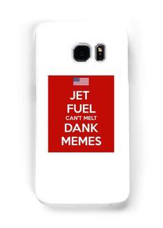 74b1cee149e583d6ca33f04dbf0b1717 jet cases donald trump pepe make memes dank again dank galaxy cases,Dank Memes Phone Case