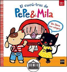 El Cucú-Tras De Pepe Y Mila de Yayo Kawamura ✿ Libros infantiles y juveniles - (De 0 a 3 años) ✿