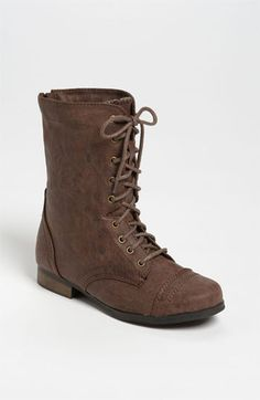 Steve Madden 'Cablee' Boot  Yes, Nordstrom's has these in Kids' sizes and YES they're ONLY $65! WOOT!