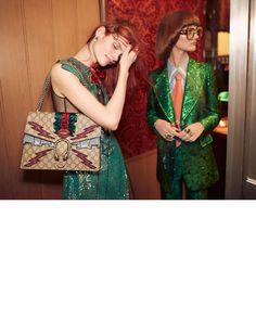 Gucci SS/16 campaign