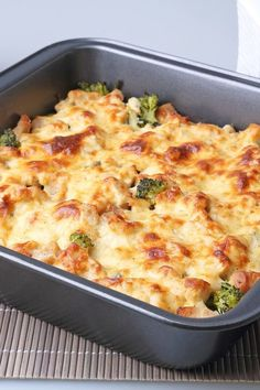 ** Merely Work! ** Merely Efficient! Sausage, Broccoli, and Cheese Casserole (Weight Watchers) |...