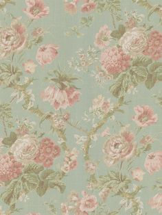 Backgrounds - Vintage Flower Pattern Wallpaper - iPad iPhone HD ...