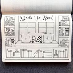 books to read bullet journal template layout | bullet journal page ideas inspiration | bujo planner | doodles handwriting |organize your life | How to start a bullet journal | bullet journal spread | bullet journal organization