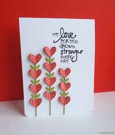Creative Valentine Cards Homemade Ideas61