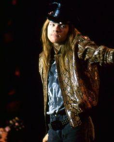 ♥ 80's Guns N Roses