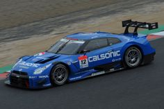 No.12 CALSONIC IMPUL GT-R - 2014 Super GT GT500-class japan