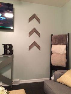 wooden arrows #livingroom #diy #rustic #cherishedbliss  @shanty2chic @cherishedbliss