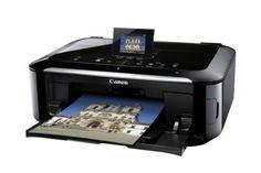 Canon Pixma MG5350 Multifunktionsgerät mit WLAN + Apple Air Print inkl. USB Kabel & 5 Youprint Tintenpatronen (Scanner, Kopierer, Drucker, USB 2.0) (Originalpatronen ausdrücklich nicht im Lieferumfang)