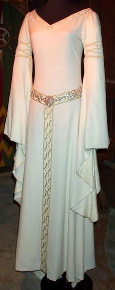 Vestido de Eowyn