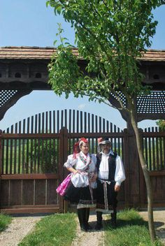 Rimóci népviselet - Hungary Folk Costume, Costumes, Folk Dance, Hungary, Folk Art, Popular, Traditional, Outdoor Decor, Dress Up Clothes