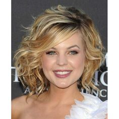 long curly bob---longer version?? http://pinterest.com/NiceHairstyles/hairstyles/