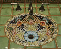 Talavera Tiles Design, Pictures, Remodel, Decor and Ideas - page 7