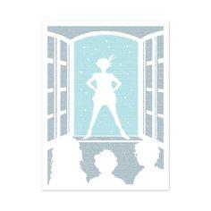 Peter Pan | Book Poster | Litographs