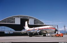 """Empress of Edmonton"", ship - Photo taken at Vancouver - International (YVR / CYVR) in British Columbia, Canada in October, Columbia Country, British Columbia, Pacific Airlines, Plane Photos, Commercial, The Great White, Aircraft Pictures, Air Travel, Bristol"