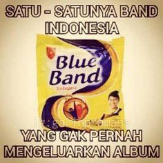 Band Indonesia yang ga pernah ngeluarin album