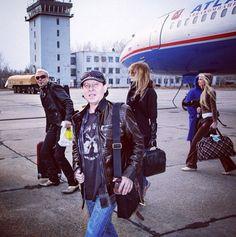 Klaus Meine. Scorpions.