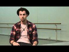 Inspirational!  Evan Ruggiero - The Dancing Man