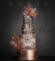 """1,825 Likes, 18 Comments - KekCouture (@kekcouture) on Instagram: """"3 June Paris Workshop!!! Book ateliers.patissiers@gmail.com  @atelier.patissier #parisworkshop…"""""""