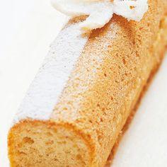 Cake d'automne parfum jasmin de Michèle Gay
