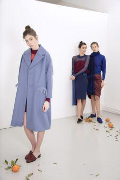 Slow Curve Knitwear Design Annika Klaas F/W 2019
